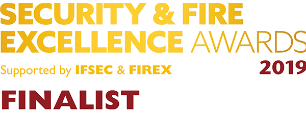 SIDOS UK Ltd - Security and Fire Excellence awards Finalists 2019