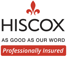 SIDOS UK Ltd professionally insured by Hiscox