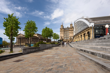 Liverpool Lime Street Station - SIDOS UK Ltd