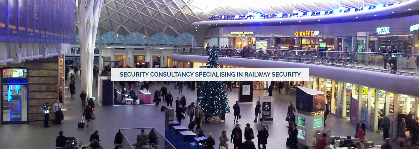 SIDOS UK Ltd - SECURITY CONSULTANCY SPECIALISING IN RAILWAY SECURITY